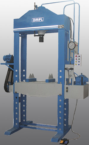 Submersible Hydraulic Press